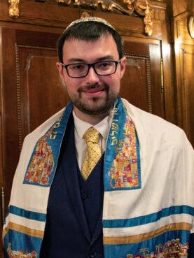 Rabbi David Maxa. Photo courtesy of Sheila Pallay