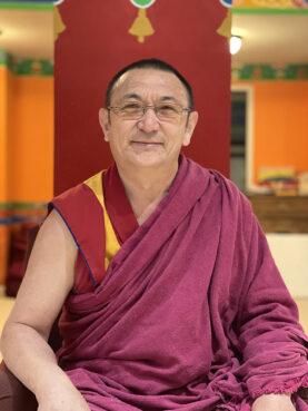 Geshe Lobsang Kunga. Courtesy photo