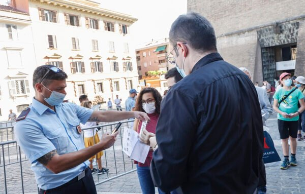 Vatican City Begins Enforcing Mandates for Vaccines and Coronavirus Tests