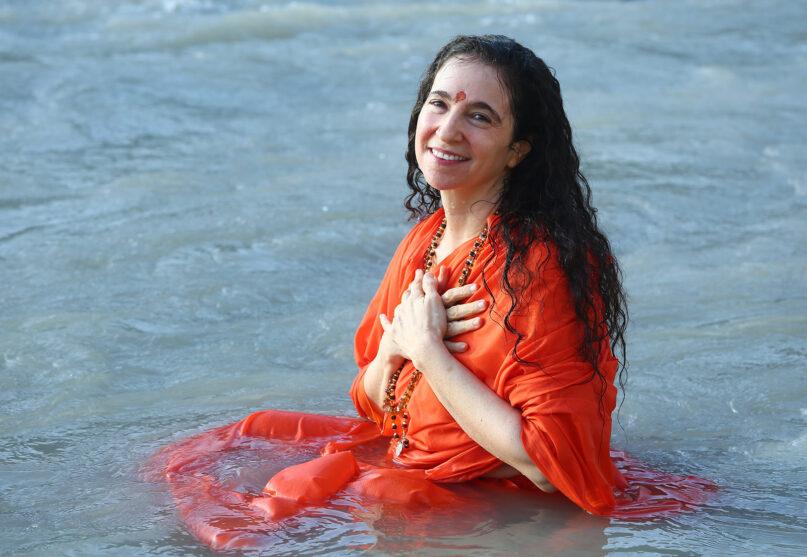 Sadhvi Bhagawati Saraswati. Courtesy photo