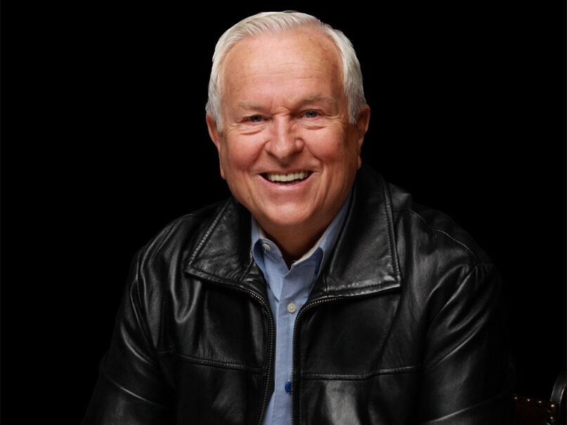 Christian author and apologist Josh McDowell. Photo courtesy of Set Free Global Summit