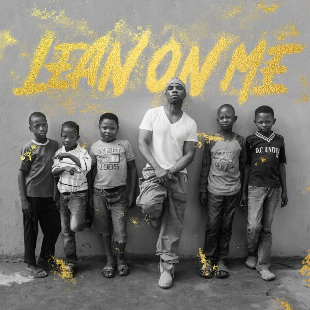 """Kirk Franklin is re-releasing """"Lean on Me"""" with The Compassion Youth Choir. Courtesy image"""