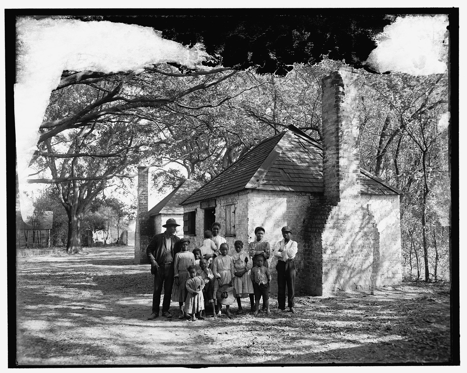 A family on a plantation near Savannah, Georgia, in the late 1800s. The United States emerged from the Civil War fundamentally changed. For the first time, slavery did not legally exist within its borders. What this meant was the question before the nation. Photo courtesy of Library of Congress/Creative Commons