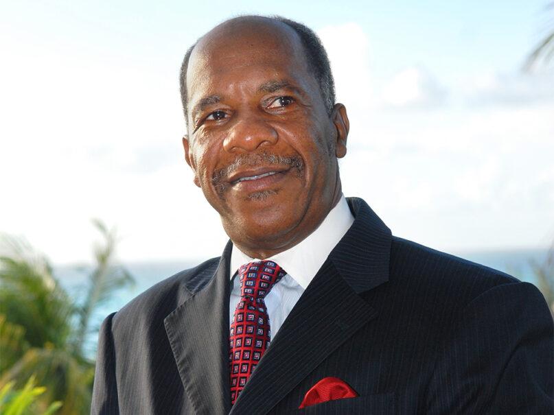 The Rev. Timothy Stewart, president of the Progressive National Baptist Convention and native of Nassau, Bahamas. Courtesy photo