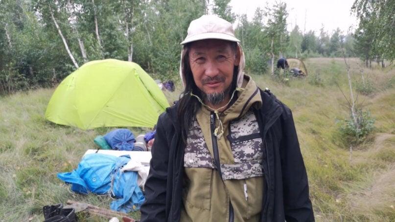 Aleksandr Gabyshev. Video screen grab via YouTube