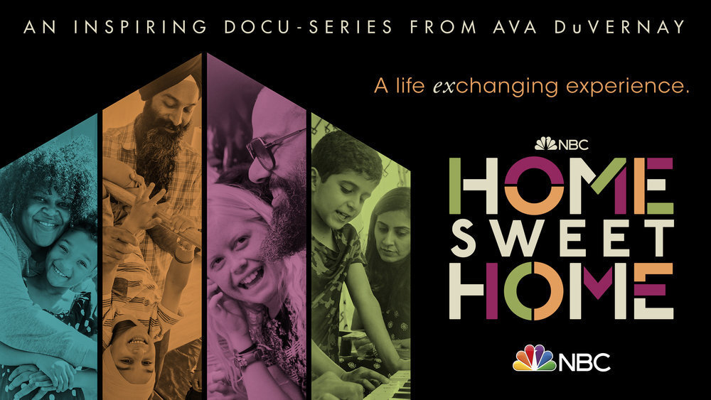 """""""Home Sweet Home"""" poster. Image courtesy of NBC"""