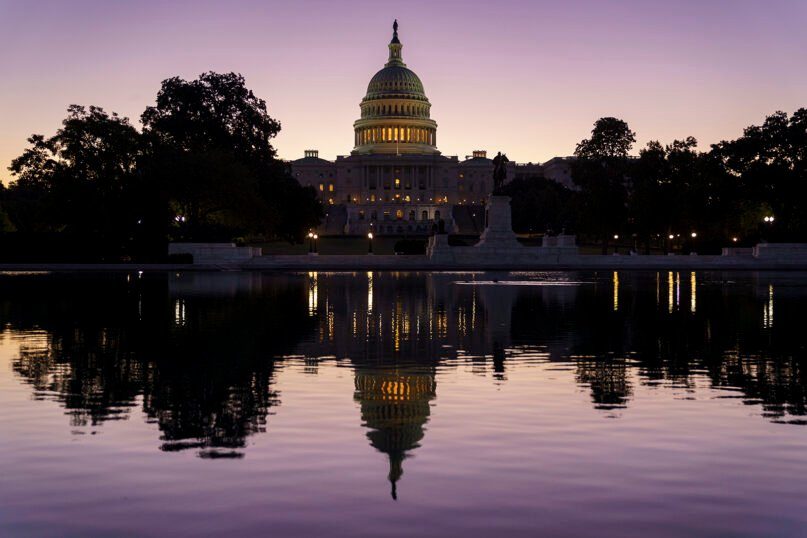 The U.S. Capitol is seen at dawn in Washington on Sept. 27, 2021. (AP Photo/J. Scott Applewhite, File)