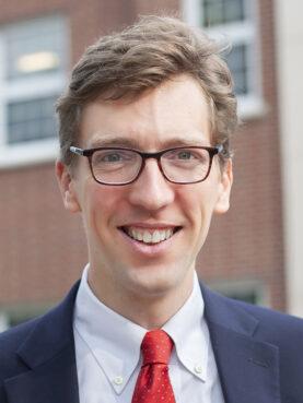 David Komline. Photo courtesy of Western Theological Seminary