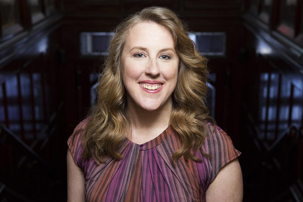 Deanna Witkowski. Photo by Erika Kapin