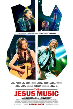"""Poster for """"The Jesus Music."""" Courtesy image"""