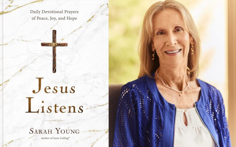 'Jesus Calling' Author Sarah Young On New Book 'Jesus Listens'