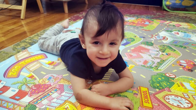 Riaan was diagnosed with Cockayne Syndrome Type II in March 2021. Courtesy photo